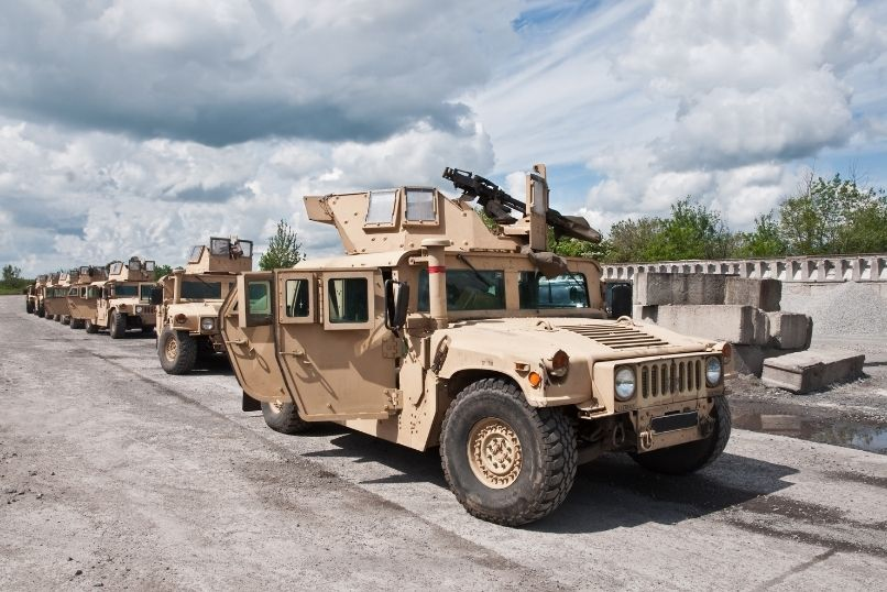 Military Applications for Bronze Alloys